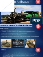 Indian Railways Ppt