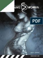 Snakewoman #1 -- free