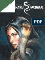Snakewoman #0 -- free