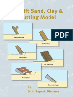 The Delft Sand Clay & Rock Cutting Model Cover Version