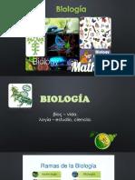 Biología Clase 1