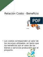 Relacion Costo - Beneficio