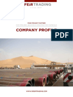 Sfeir Trading Company Profile