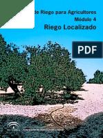 RIEGO LOCALIZADO (MODULO 4 JA)
