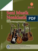 Seni Musik Non Klasik Jilid 1 Kelas 10 I Budi Linggono 2008