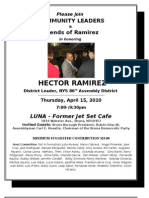 Luna Cafe Fundraiser