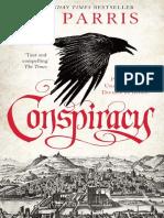 Conspiracy - SJ Parris - Sampler