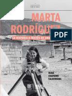 Marta Rodriguez -La Historia a Travéz de Una Camara