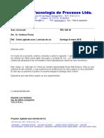 TEC-138-16 Agitador, Ene Ro 2016