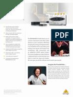 BEHRINGER_UCA202 P0484_Product Information Document.pdf