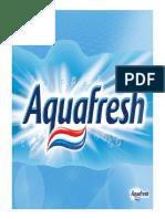 Portofoliu Aquafresh