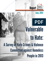 REPORT Vulnerable to HATE 2014Hate-Crimes-2013-FINAL