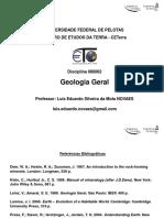 GEOGERAL Aula1 - Características Gerais Da Terra