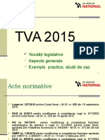 TVA  2015 sc