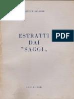 Prentice Mulford Estratti Dai Saggi