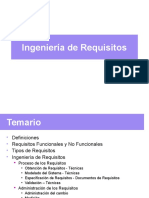 Ingeniería de Requisitos