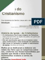 Historia Do Cristianismo Ano 100