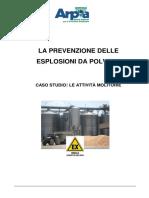 La PrevenzLa prevenzione da Esplosione da Polvere - ARPA Piemonteione Da Esplosione Da Polvere - ARPA Piemonte