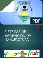 Sistema de Informacion de Manufactura