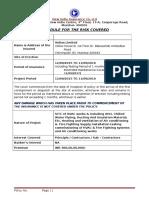 Final Policy Wordings_EAR  Voltas Ltd September.doc