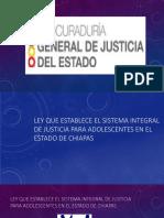 JUSTICIA ADOLESCENTES