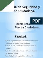 Secretaría de Seguridad y Protección Ciudadana