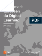 Benchmark Europeen Digital Learning Crossknowledge Fefaur
