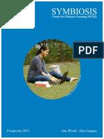 Prospectus PGDITM