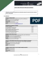 Formato Informe Escrito