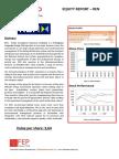 Equity Valuation Report – REN