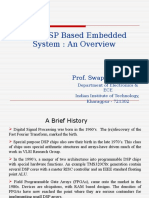 VLSI-DSP Based Embedded System