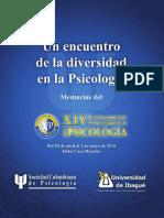 Un Encuentro de La Diversidad en La Psicologa (1)
