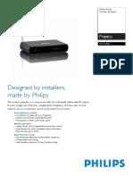 Datasheet RFX9400 EU