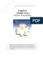 english ii practice test set 1  2