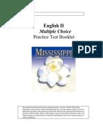 english ii practice test set 1  2