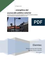 390 Auditoria Alumbrado Higueruela(Protocolo JCCLM)