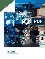 Cartridge Valves Ct 198974