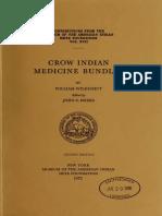 Crow Indian Medici boundles