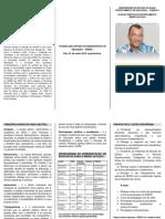 Folder Eleição Diretor DEDCI 2014