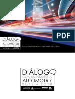 116559678 Dialogo Con La Industria Automotriz 2012 2018 Propuestas Para La Agenda Automotriz 2012 2018