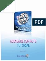 Tutorial Agenda de Contacte