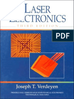 Laser Electronics 1995