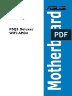 Manual Asus p5q3 Deluxe-wifi-AP