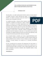 IMPORTANCIA DE LAS OPERACIONES DEL ORDEN PUBLICO