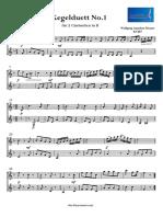 Mozart Duos Clarinete Clariperu