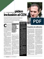 10-02-16 Priistas piden inclusión al CEN