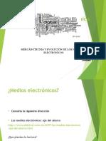 UNIDAD UNO Introducción y Proceso de Mk Electrónica