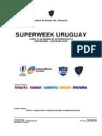 Superweek URUGUAY 2016