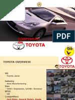Sistema de Compenzacion Toyota