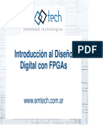 Diseño Digital Con FPGA